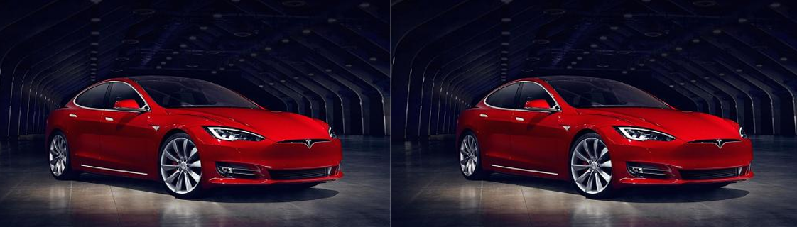 TESLA PUSHES OUT MORE THAN 18,000 CARS IN Q2.